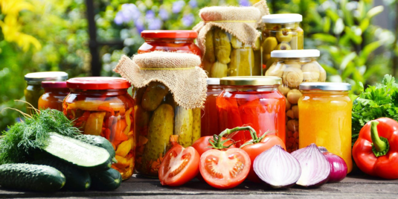 Credit: vivodibenessere.it. Nearly all of the major food groups are comprised primarily of fermented foods, from meats to cheeses to bread and beer all the way to vegetables and pickles.
